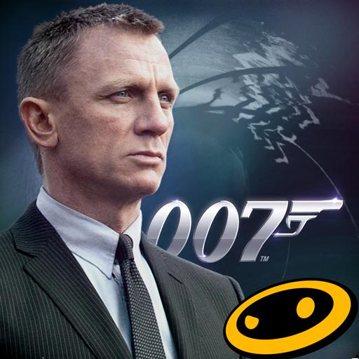 ジェームズ・ボンド:スパイの世界 角色扮演 App LOGO-硬是要APP