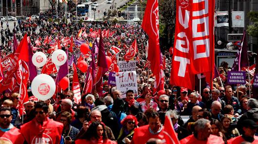 Fiesta y manifestación virtual para celebrar el Día del Trabajador