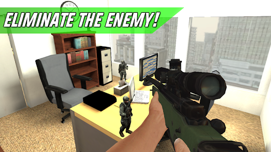Toy Soldier Sniper Shooter- screenshot thumbnail