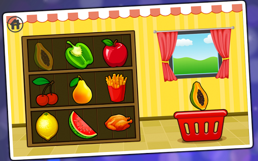 Baby First words Flashcards - Kids Learning games screenshot 2