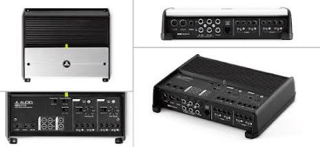 JL AUDIO XD 400/4v2