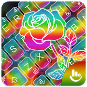 App Colorful Rose Keyboard Theme APK for Windows Phone