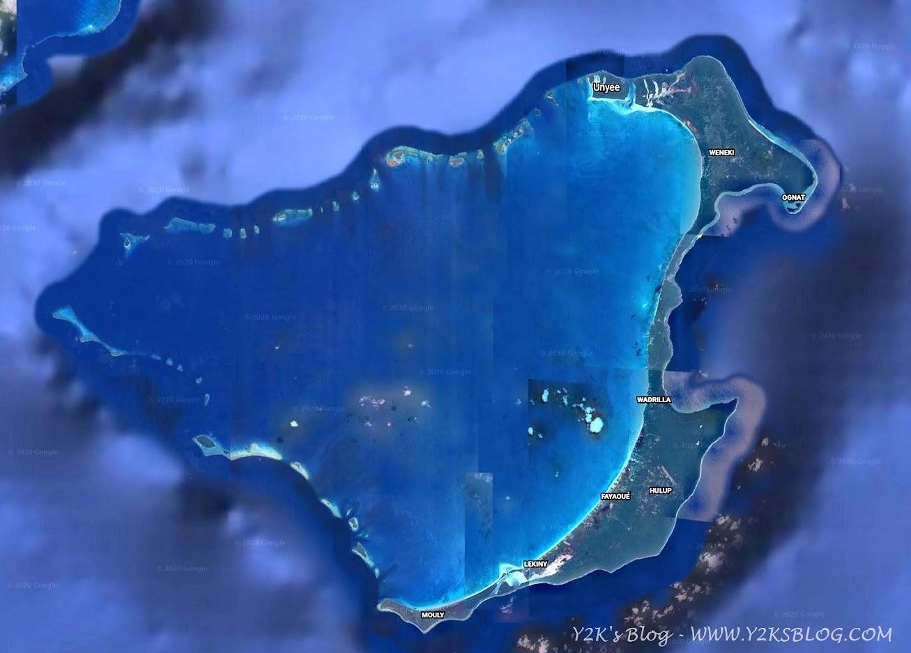 Ouvea - Isole della Lealtà