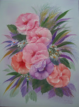 Photo: 18. Fantasy Flowers. 18 x 24 oil on canvas. $249.00.