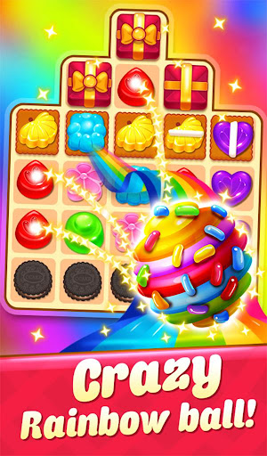 Candy Bomb Fever - 2020 Match 3 Puzzle Free Game apktram screenshots 13