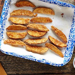 Crispy Spiced Potato Wedges