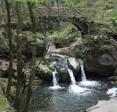 "Photo: ""Schiessentümpel"" waterfall"