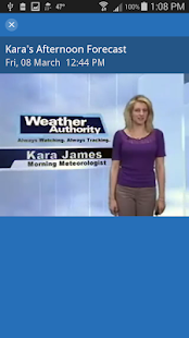 WTVA Weather- screenshot thumbnail