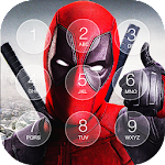 Deadpool Lock Screen