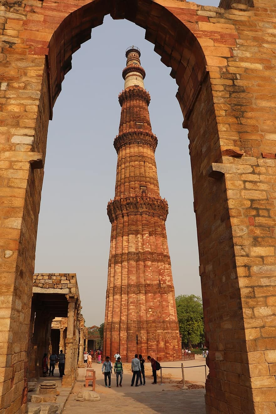 Top 10 historical places in delhi