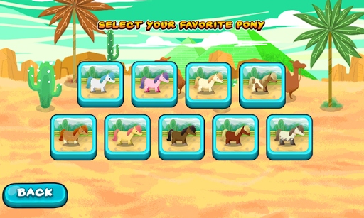 My Pony Race 2.0.6 screenshots 2