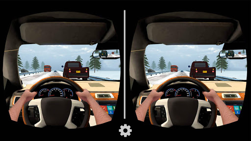 VR Traffic Racing In Car Driving : Virtual Games 1.0.15 9