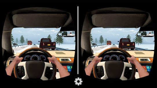 VR Traffic Racing In Car Driving : Virtual Games 9