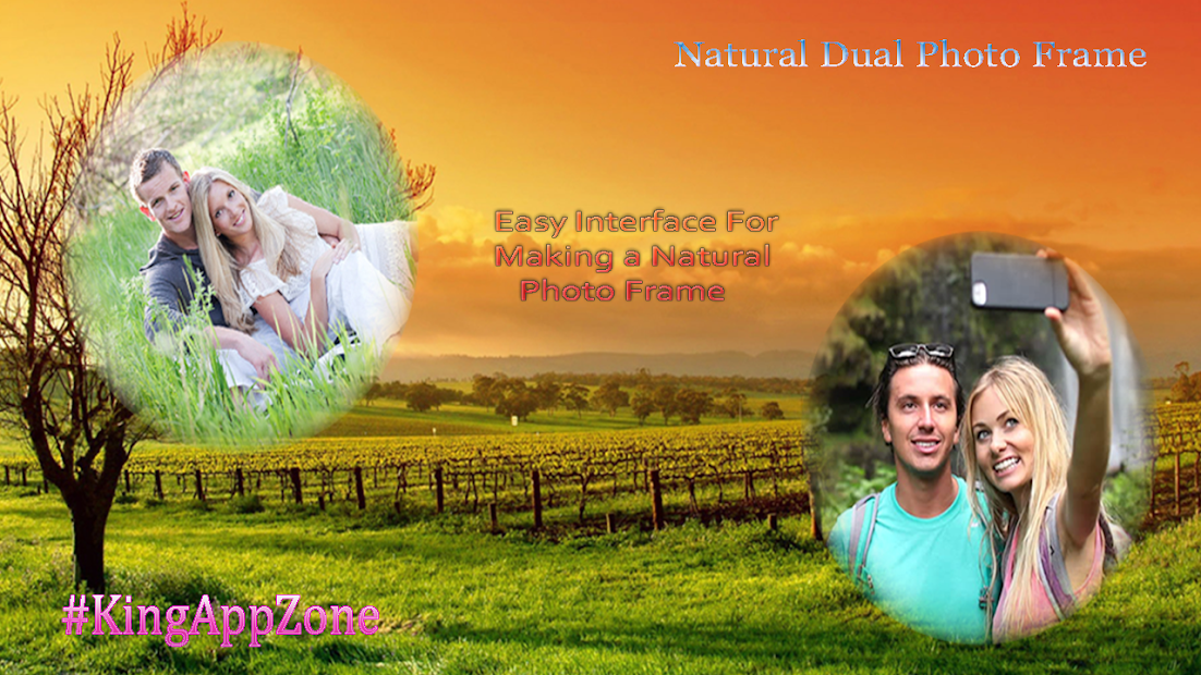 Dual Nature Photo Frame – Apps bei Google Play
