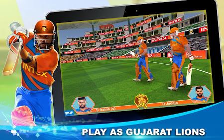 Gujarat Lions T20 Cricket Game 2.0.43 screenshot 1605611