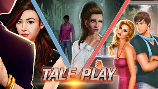 Choices in Episodes of Story Games – TalePlay 1