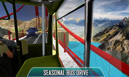 Hill Tourist Bus Driving 1.3.2 screenshot 676966