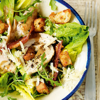 Caesar Salad Soup Recipes