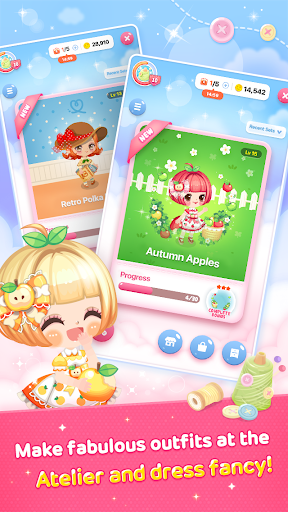 LINE PLAY - Our Avatar World 7.7.1.0 screenshots 2
