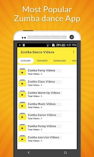 Zumba Dance Videos - náhled