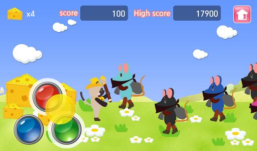 Easy Color Defense  screenshots 2