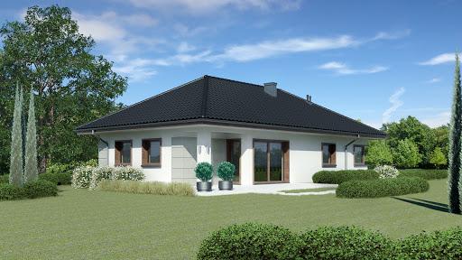 projekt Dom przy Pastelowej 15 bis
