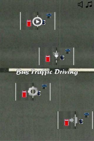 Bus Traffic Driving