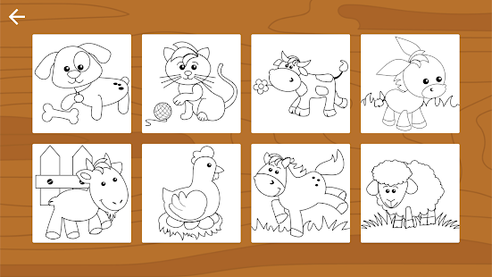Teddy Colorbook: Coloring Book for Kids & Toddlers - Android Apps ...