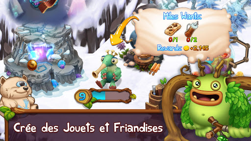 My Singing Monsters: Dawn of Fire captures d'u00e9cran 2