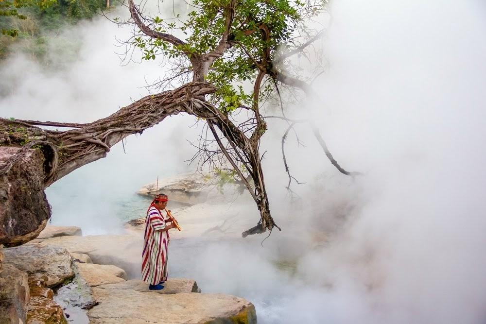 Shanay-timpishka, o misterioso rio que ferve na Amazônia