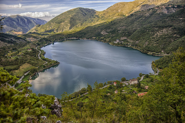 Il Lago del Cuore di Domenico Cippitelli