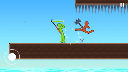 Stickman Supreme Duelist 2 Fight Warriors apktreat screenshots 1