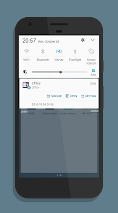Volume Scheduler Screenshot