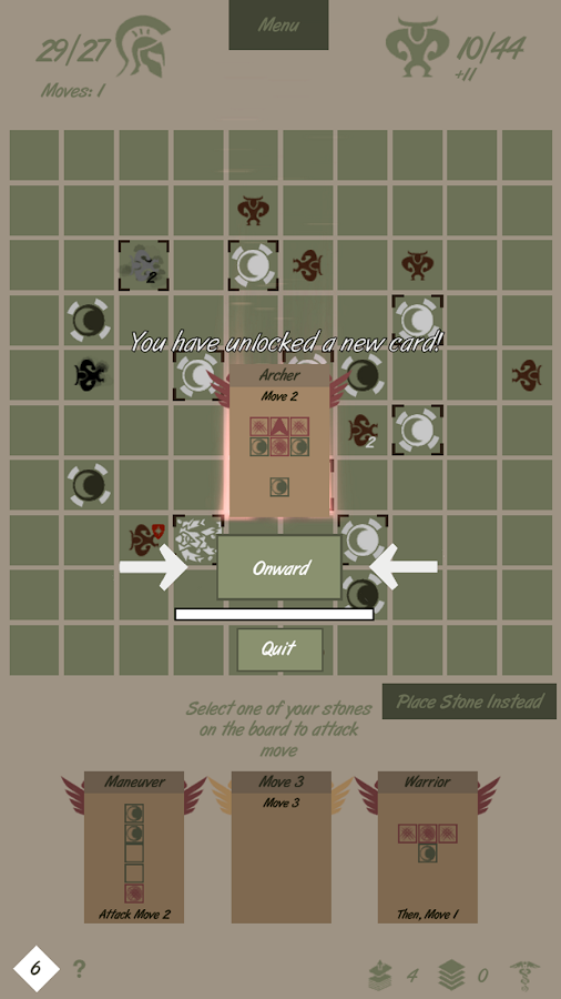 Minos Strategos- screenshot