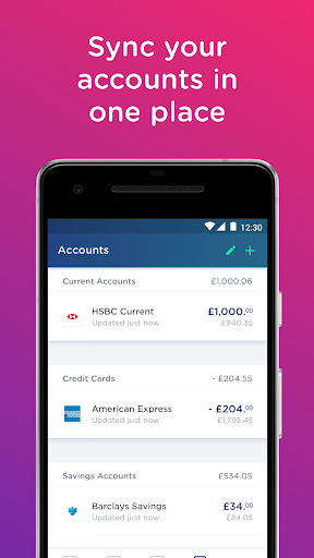 Yolt – The Smart Money Manager app (apk) free download for Android