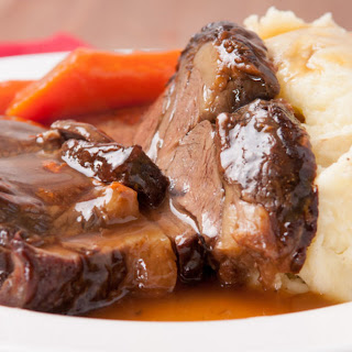Braised Beef Roast.