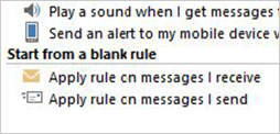Apply rules in 2013 version