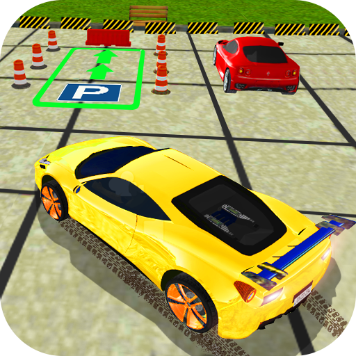 Luxury Car Parking Mania: Driving Games 3D