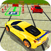 Luxury Car Parking Mania: Car Driving Games 3D