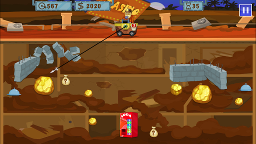 Gold Miner Vegas: ruu00e9e vers l'or  captures d'u00e9cran 15