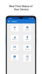 CPU X : Device & System info – APK Mod Updated 2
