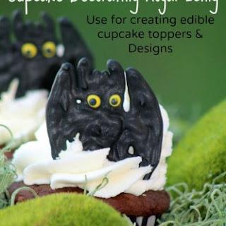 Royal Icing Cupcake Decorating Icing