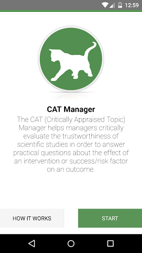 CAT Manager