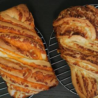 Cheese Swirl Bread