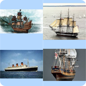 Ships in History Quiz