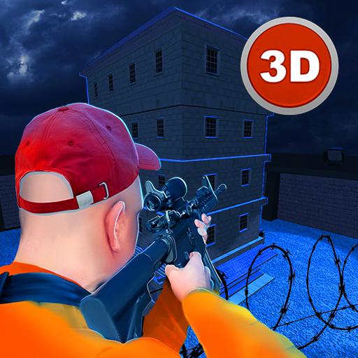 Jail Break Prisoner Sniper Hero FPS Shooter (game)