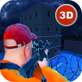 Jail Break Prisoner Sniper Hero FPS Shooter