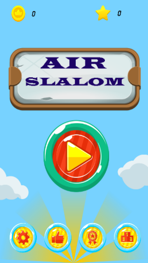 Air Slalom- screenshot