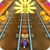 Subway Surf Train Rush 3D Android APK Download Free By Paras App
