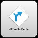 AlternateRoute icon
